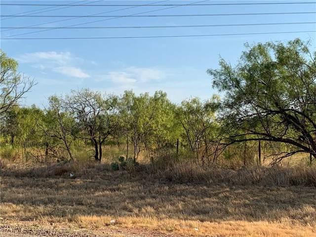 TBD Fm 2404, Abilene, TX 79601 (MLS #14182599) :: Team Tiller