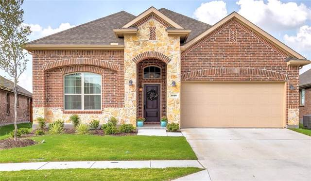 1016 Bluebird Way, Celina, TX 75009 (MLS #14182882) :: The Heyl Group at Keller Williams