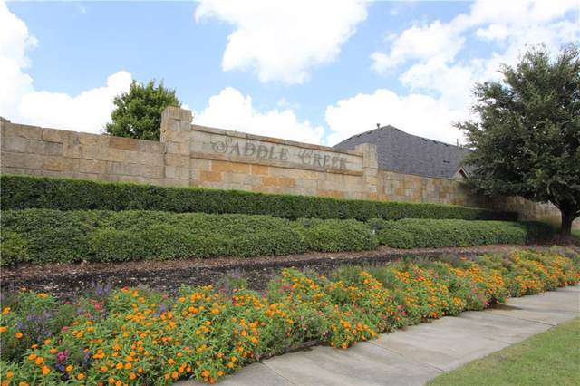 1240 Saddle Creek Drive, Prosper, TX 75078 (MLS #14183056) :: Real Estate By Design