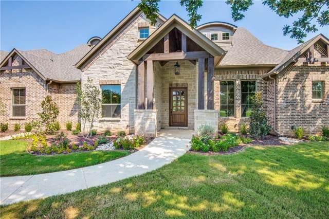 6901 Chestnut Ridge Drive, Argyle, TX 76226 (MLS #14183176) :: Real Estate By Design