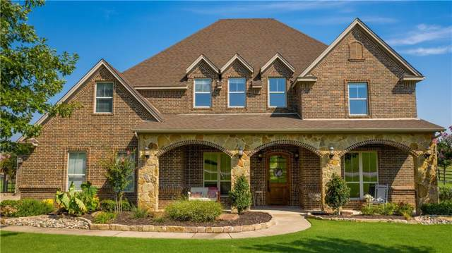 1209 Rollie Michael Lane, Fort Worth, TX 76179 (MLS #14183244) :: The Heyl Group at Keller Williams