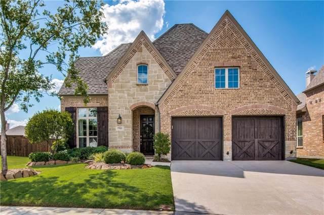 7904 Paisley, The Colony, TX 75056 (MLS #14183319) :: Kimberly Davis & Associates