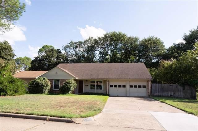 1316 Cherokee Street, Arlington, TX 76012 (MLS #14183738) :: The Heyl Group at Keller Williams