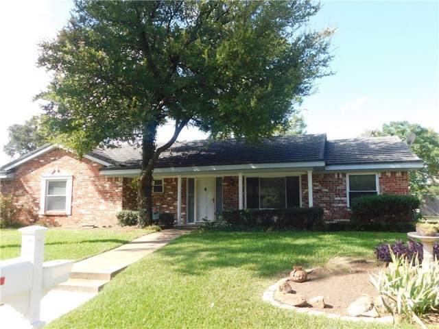 317 Cooper Drive, Hurst, TX 76053 (MLS #14183903) :: Century 21 Judge Fite Company