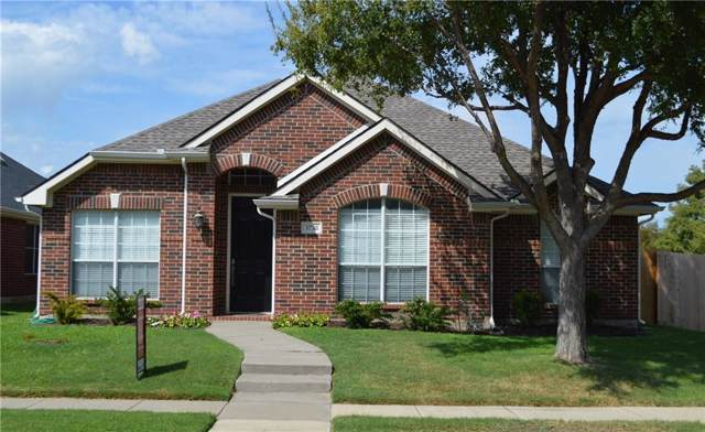 5738 Green Hollow Lane, The Colony, TX 75056 (MLS #14184075) :: The Heyl Group at Keller Williams
