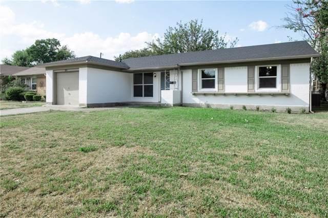 1226 Dearborn Drive, Richardson, TX 75080 (MLS #14184127) :: Caine Premier Properties