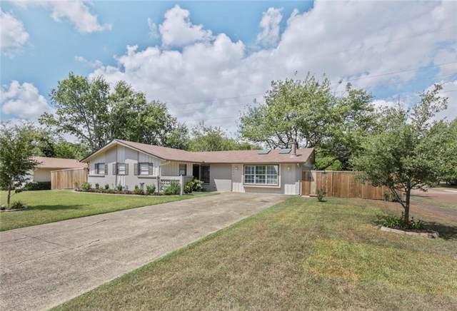 1505 Provincetown Lane, Richardson, TX 75080 (MLS #14184150) :: Robbins Real Estate Group