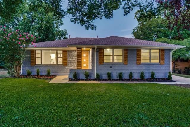 6339 Saratoga Circle, Dallas, TX 75214 (MLS #14184625) :: Robbins Real Estate Group
