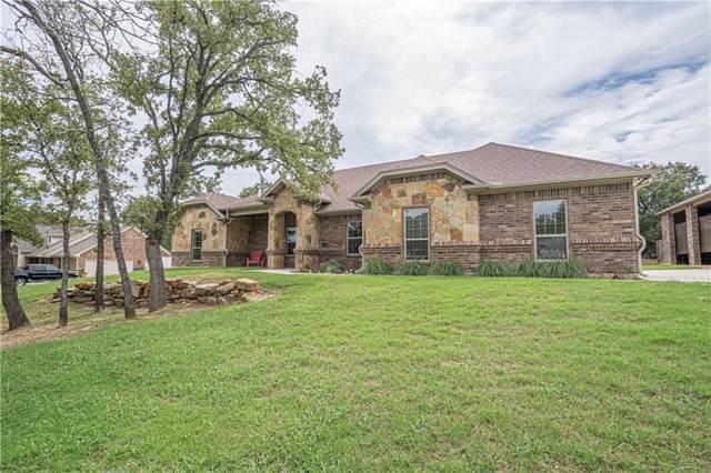 601 Doaks Drive, Runaway Bay, TX 76426 (MLS #14184870) :: RE/MAX Landmark
