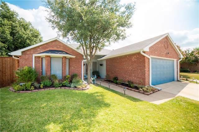 1068 Colony Street, Flower Mound, TX 75028 (MLS #14184872) :: Team Tiller