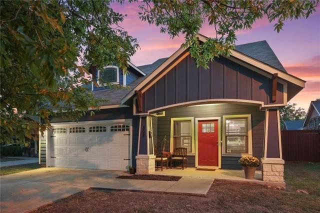 808 Rockwall Street, Mckinney, TX 75069 (MLS #14184890) :: RE/MAX Town & Country