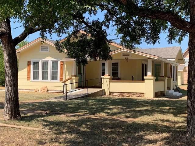 300 W 3rd Street, Breckenridge, TX 76424 (MLS #14184893) :: Potts Realty Group