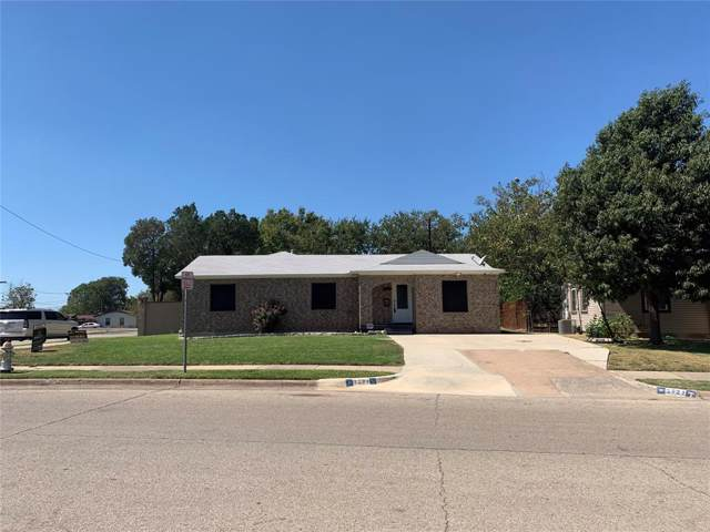 2721 William Brewster Drive, Irving, TX 75062 (MLS #14184966) :: Lynn Wilson with Keller Williams DFW/Southlake