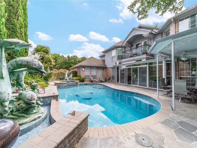 7536 Aberdon Road, Dallas, TX 75252 (MLS #14185041) :: The Real Estate Station