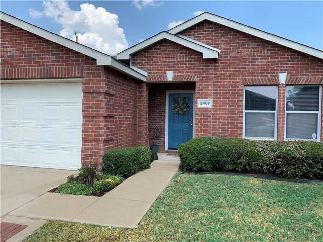 2407 Poinciana Place, Dallas, TX 75212 (MLS #14185093) :: Kimberly Davis & Associates