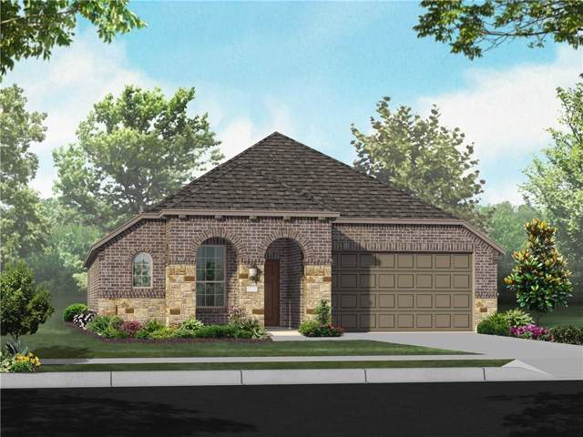 1622 Snowdrop Drive, Prosper, TX 75078 (MLS #14185223) :: Real Estate By Design
