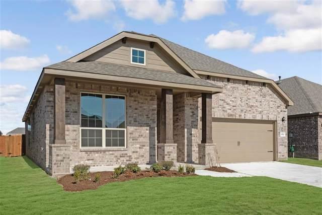 1913 Steppe Trail Drive, Aubrey, TX 76227 (MLS #14185230) :: Real Estate By Design