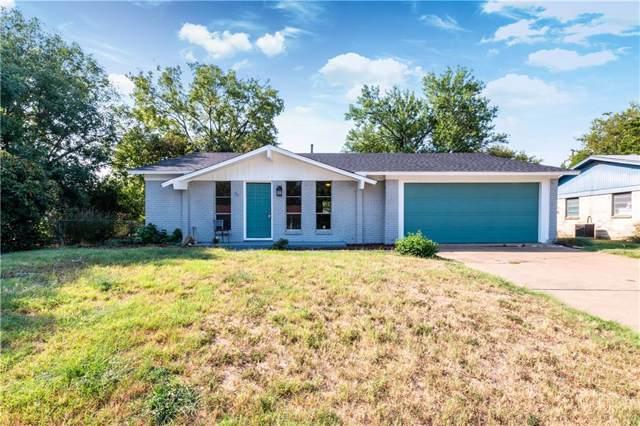 5928 Hanson Drive, Watauga, TX 76148 (MLS #14185378) :: Tenesha Lusk Realty Group