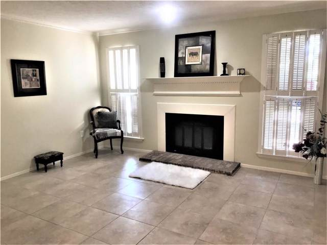 7510 Holly Hill Drive #151, Dallas, TX 75231 (MLS #14185593) :: The Hornburg Real Estate Group