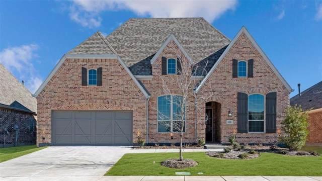 4120 Lightstone Lane, Celina, TX 75009 (MLS #14185618) :: The Kimberly Davis Group
