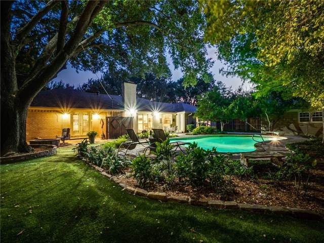 5219 Del Roy Drive, Dallas, TX 75229 (MLS #14185626) :: The Mitchell Group