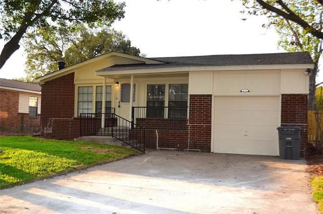 14610 Seminole Street, Balch Springs, TX 75180 (MLS #14185655) :: Lynn Wilson with Keller Williams DFW/Southlake