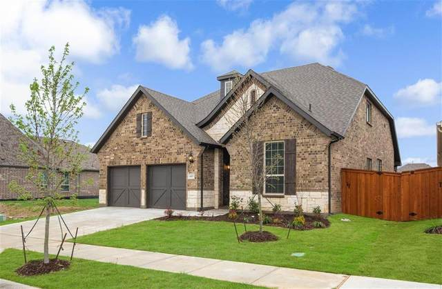 14837 Gentry Drive, Aledo, TX 76008 (MLS #14185719) :: Potts Realty Group