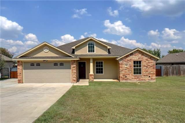 716 Wood Lane, Azle, TX 76020 (MLS #14185752) :: RE/MAX Town & Country