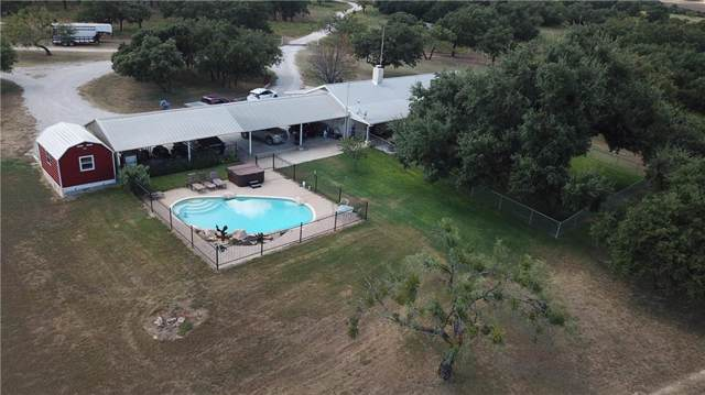 13330 County Road 401, Cisco, TX 76437 (MLS #14185781) :: The Tonya Harbin Team