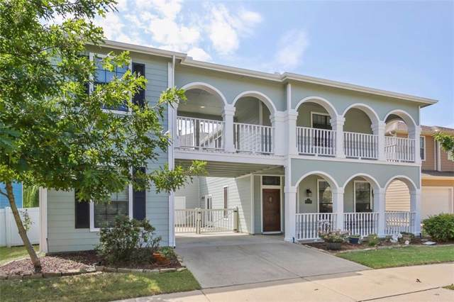 1013 Cotton Exchange Drive, Savannah, TX 76227 (MLS #14186040) :: Real Estate By Design
