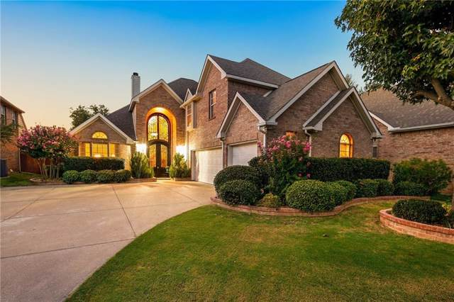 3512 Diamond Point Drive, Flower Mound, TX 75022 (MLS #14186124) :: Real Estate By Design