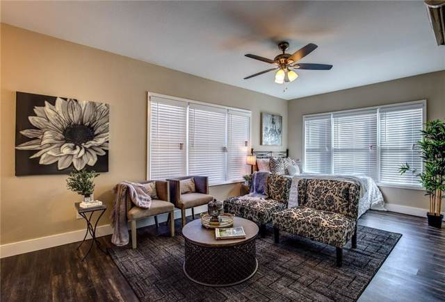 615 N Marsalis Avenue, Dallas, TX 75203 (MLS #14186241) :: Lynn Wilson with Keller Williams DFW/Southlake