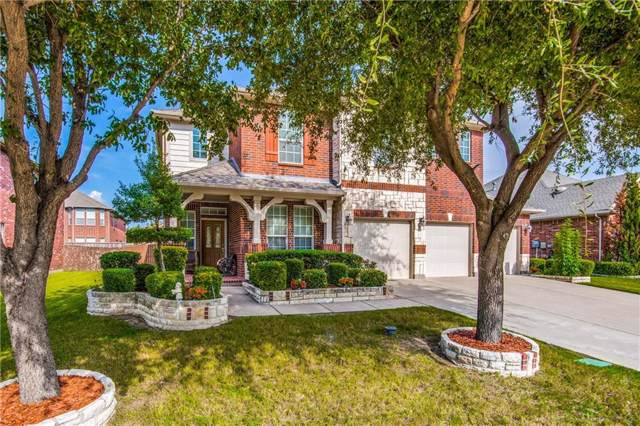 739 Marina Vista Drive, Lewisville, TX 75056 (MLS #14186360) :: Vibrant Real Estate