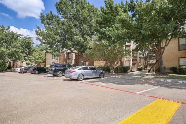 2107 Horizon Trail #3914, Arlington, TX 76011 (MLS #14186393) :: RE/MAX Landmark