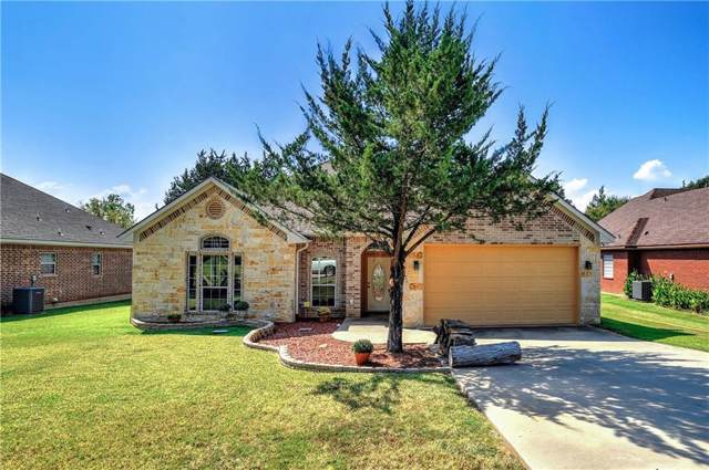 1100 Little Creek Drive, Denison, TX 75020 (MLS #14186436) :: The Heyl Group at Keller Williams
