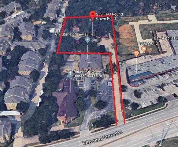 253 E Round Grove Road, Lewisville, TX 75067 (MLS #14186614) :: The Real Estate Station