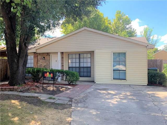 4413 Jenkins Street, The Colony, TX 75056 (MLS #14187047) :: Kimberly Davis & Associates