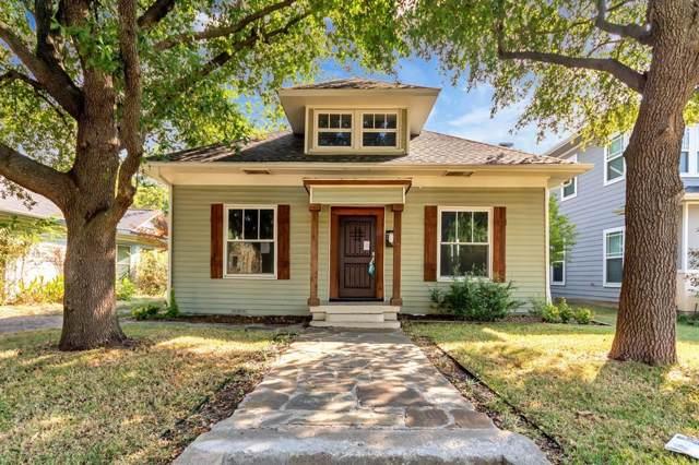 5440 Willis Avenue, Dallas, TX 75206 (MLS #14187246) :: The Mitchell Group