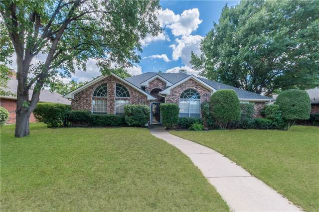 705 Greenway Drive, Coppell, TX 75019 (MLS #14187303) :: Lynn Wilson with Keller Williams DFW/Southlake