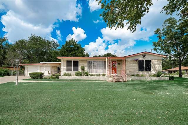 5329 Patterson Drive, Haltom City, TX 76117 (MLS #14187344) :: Kimberly Davis & Associates