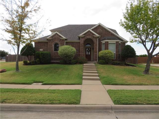 1813 Wood Duck Court, Midlothian, TX 76065 (MLS #14187450) :: The Sarah Padgett Team