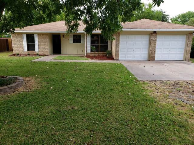 114 Yucca Drive, Clyde, TX 79510 (MLS #14187647) :: The Heyl Group at Keller Williams