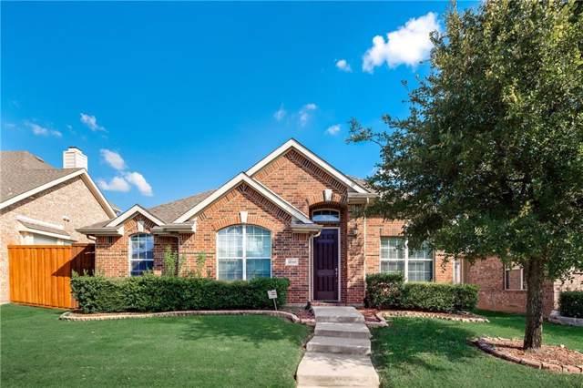 6040 Durango Drive, The Colony, TX 75056 (MLS #14187814) :: Vibrant Real Estate