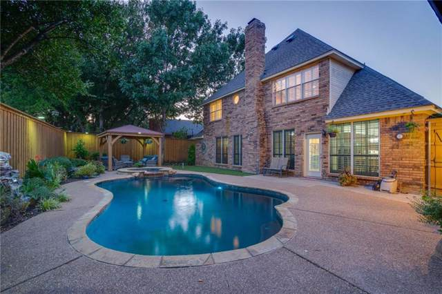 1118 Babbling Brook Drive, Lewisville, TX 75067 (MLS #14187856) :: Robbins Real Estate Group