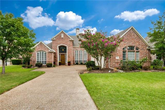 334 Copperstone Trail, Coppell, TX 75019 (MLS #14187925) :: RE/MAX Town & Country