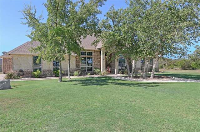 317 S Ridgeoak Court, Weatherford, TX 76087 (MLS #14188024) :: RE/MAX Town & Country