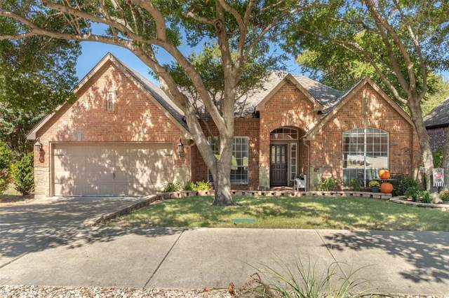 2704 Wind Ridge, Mckinney, TX 75072 (MLS #14188223) :: Lynn Wilson with Keller Williams DFW/Southlake