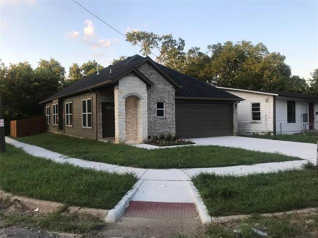 1330 Jones Street, Greenville, TX 75401 (MLS #14188263) :: The Heyl Group at Keller Williams