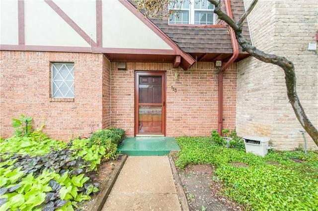 1803 E Grauwyler Road #113, Irving, TX 75061 (MLS #14188308) :: The Hornburg Real Estate Group