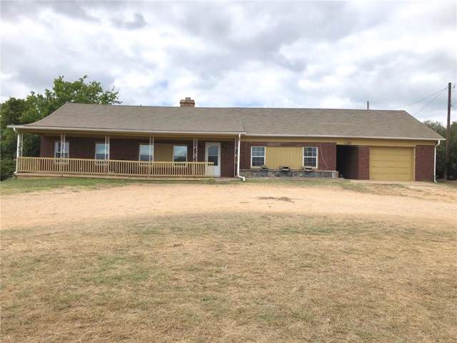 140 S 3rd Street, Jacksboro, TX 76458 (MLS #14188377) :: Ann Carr Real Estate